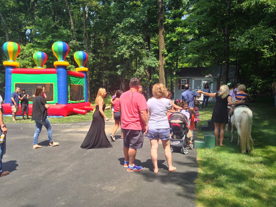Bounce House Rentals For Birthday Parties in NJ & NYC