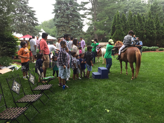 Pony Rides For Birthday Parties in NJ & NYC