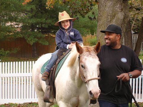 Why Horses are Therapeutic for Children