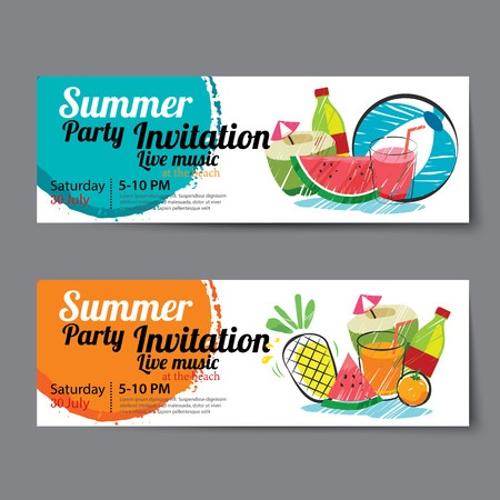 Set Your Party Invitations Apart