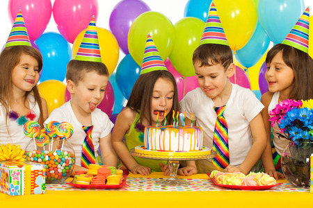 Top 10 Check List for Your Child's Birthday Party